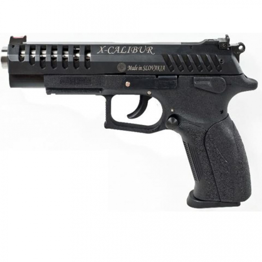Спортивный пистолет Grand Power X-Calibur 9x19 (9mm Luger)